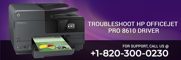 Troubleshoot hp officejet pro 8610 driver