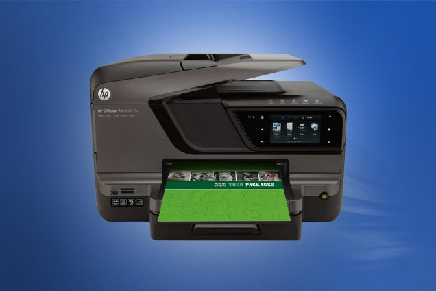 HP Officejet Pro 8600 drivers