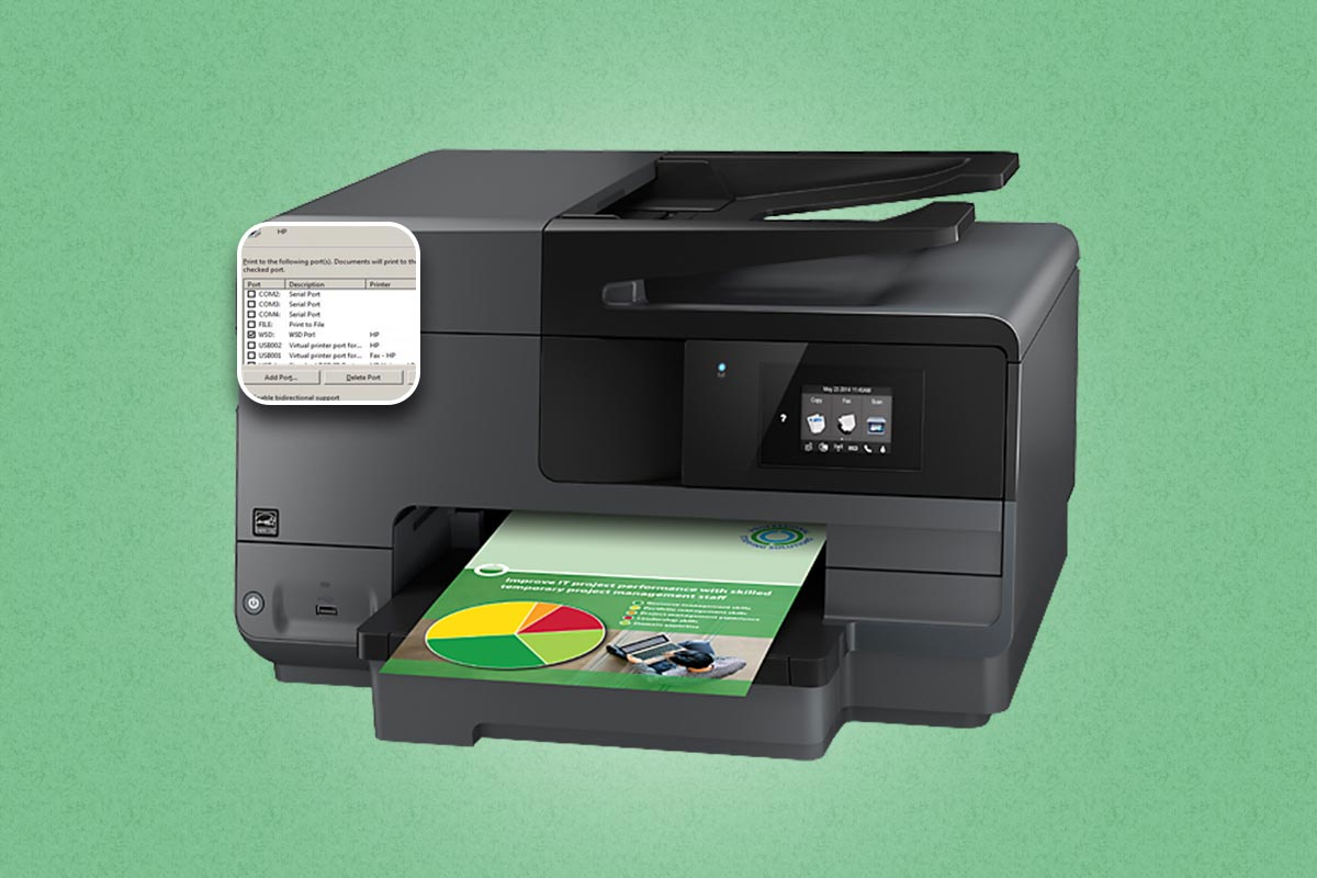 How To Troubleshoot HP Officejet pro 8610 Offline Problem