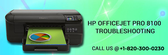 hp officejet pro 8100 troubleshooting