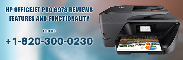 HP Officejet Pro 6978 Reviews