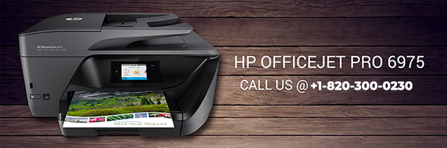 HP Officejet pro 6975 software