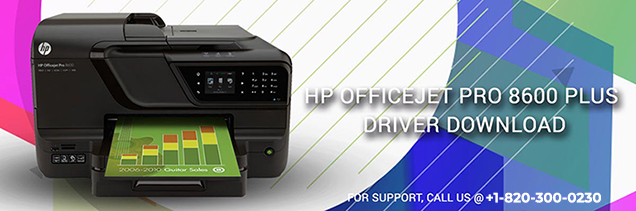 HP OfficeJet pro 8600 plus driver download