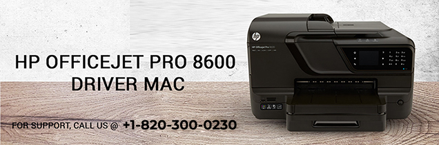 HP Officejet pro 8600 driver Mac