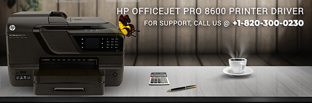 download HP OfficeJet pro 8600 printer driver