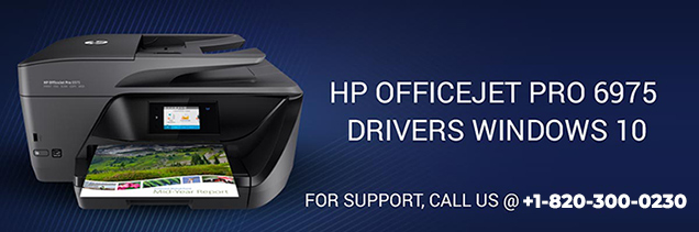 HP OfficeJet pro 6975 drivers windows 10