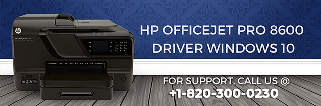 HP Officejet pro 8600 driver windows 10